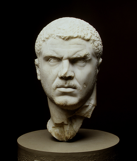 The addressee according to Lenz: Caracalla - Metropolitan Museum of Art New York, <http://www.metmuseum.org/toah/ho/05/eust/ho_40.11.1a.htm>